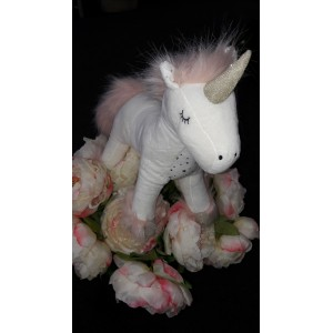 Lily and George Stardust the Unicorn