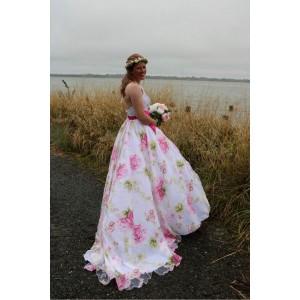 Beautiful Bride wearing her crown