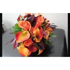 Vibrant structural bouquet