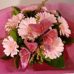 Pretty Gerbera Bouquet